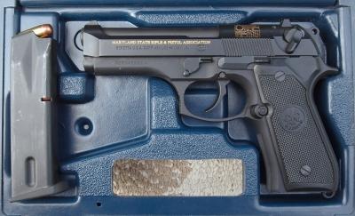 .40 Cal Beretta
