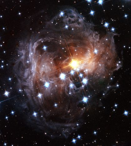V838 Monocerotis Echo Image from November, 2005