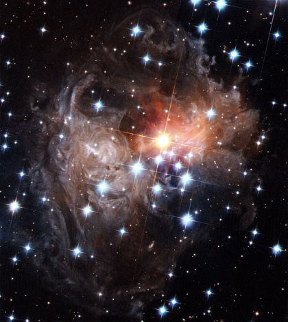 V838 Monocerotis Echo Image from September, 2006